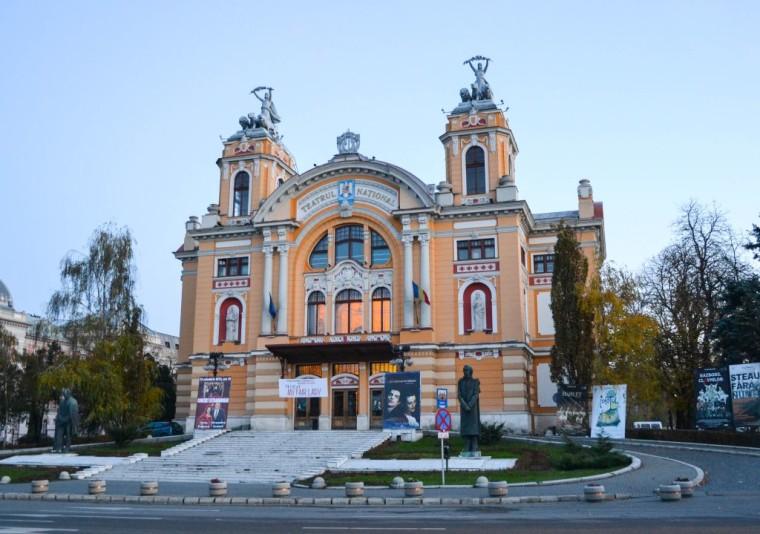 Teatrul si Opera Nationala Cluj-Napoca