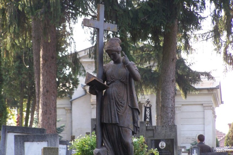 Fotograf Tudor Tomsa-Stoian - Cimitirul Central 2