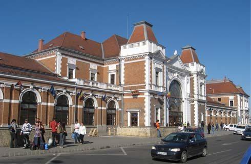 Gara CFR Cluj-Napoca