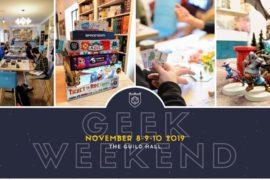 Geek Weekend