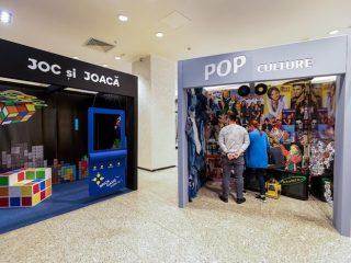 Muzeul Pop-up Generația Millennials ajunge în Iulius Mall Cluj