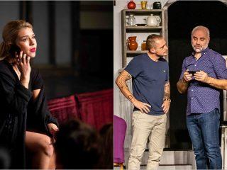 O comedie la Cluj de Teatrul Elisabeta București: Ghici cine te sună?!