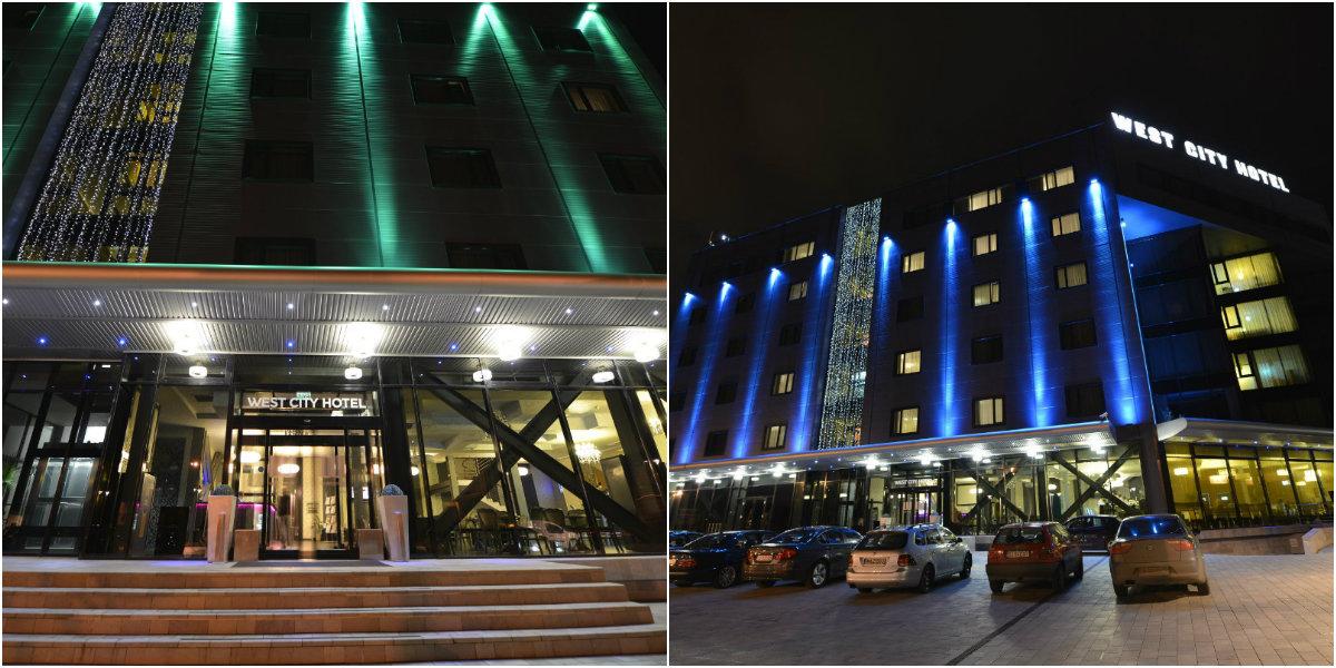 Ghidul călătorului urban în Cluj West City Hotel