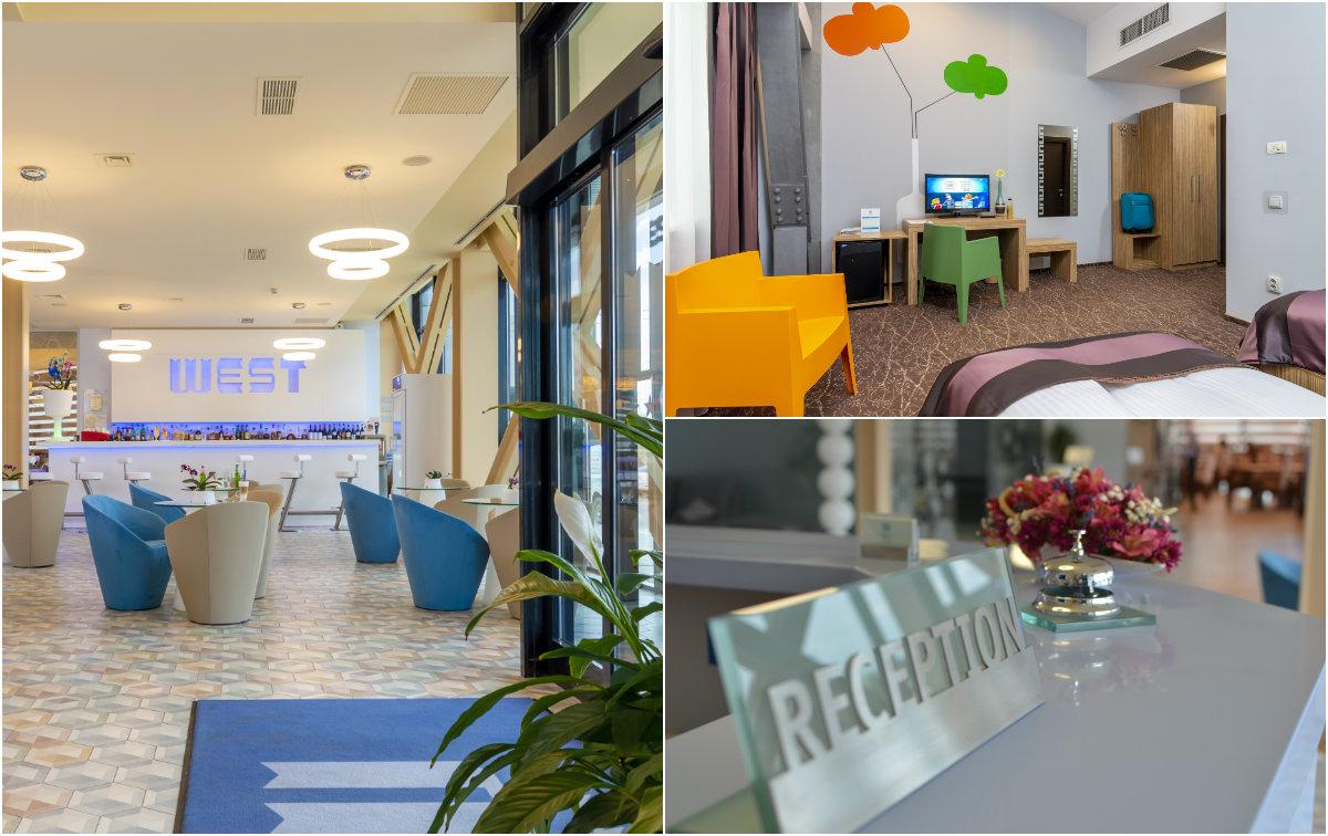 Ghidul călătorului urban | Servicii hoteliere în Cluj | West City Hotel