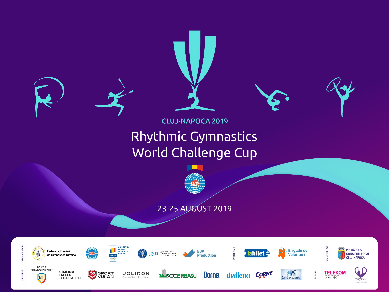 Gimnastica Ritmica la Cluj