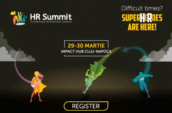 HR Summit Cluj Napoca (1) - Clujul devine pentru două zile HUB-ul HR-ilor din Transilvania