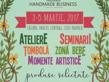 Festivalul Handmade Business Cluj 2017 | Evenimente în Cluj | Cluj.com