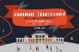 Handmade Transilvania Cover