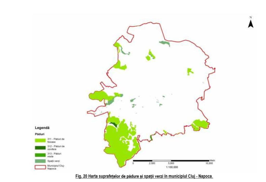 Cum ar arăta Clujul în viitor : de ce un oraș inteligent trebuie să fie verde? | Clujul ideilor