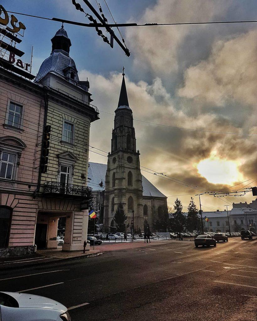 Hotel Melody Clădirile Clujului