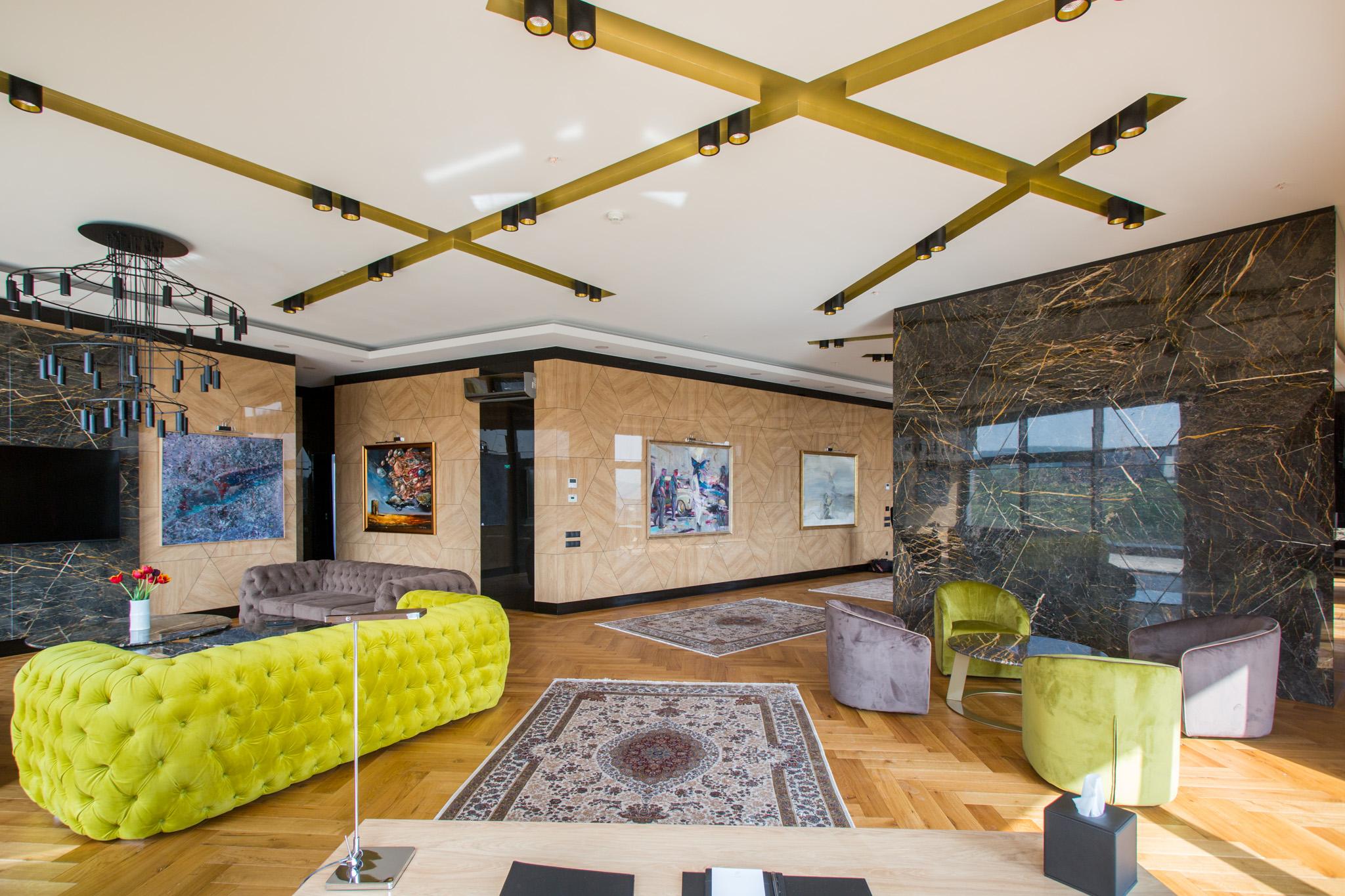 Cel mai nou hotel de 5 stele din Transilvania la Cluj: Hotel Platinia*****