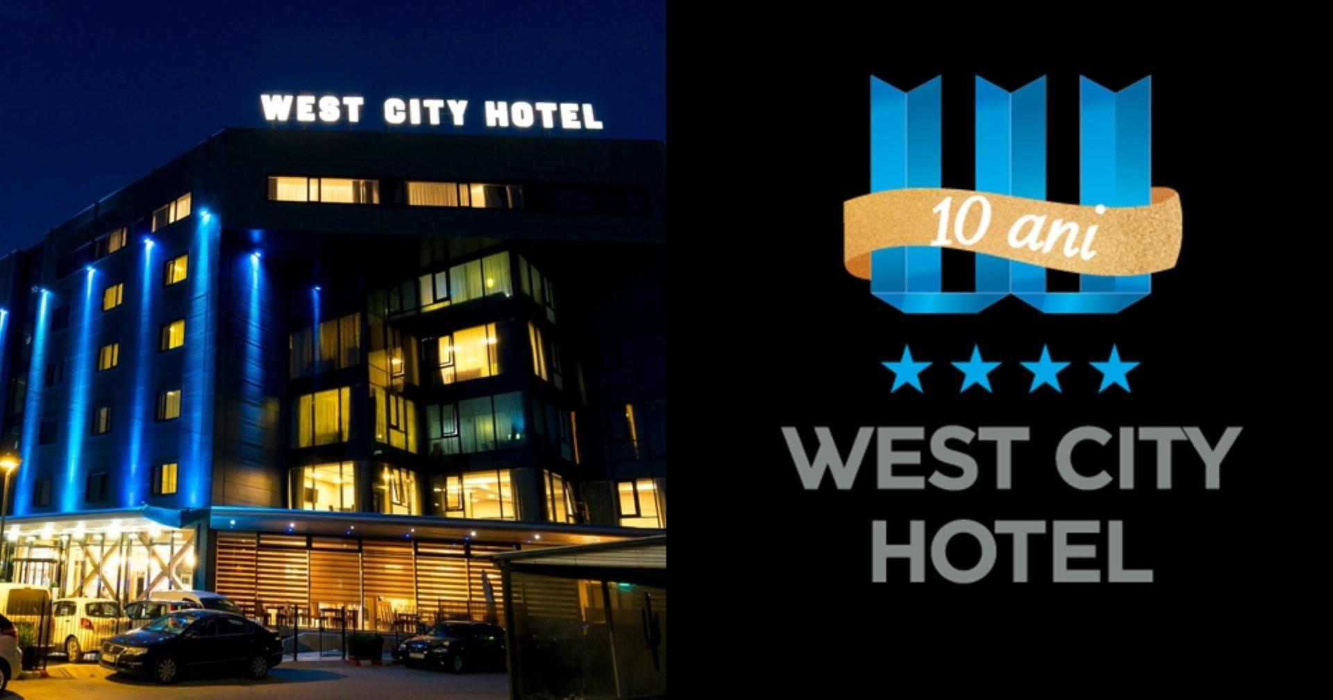 Hotel West City Cluj – 10 pași alături de tine