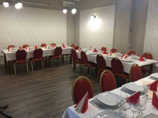 Sala de conferințe de la Hotel Transilvania | Profesionalism, echipament modern și altele