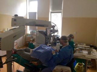 Centrul oftalmologic Optinis 3