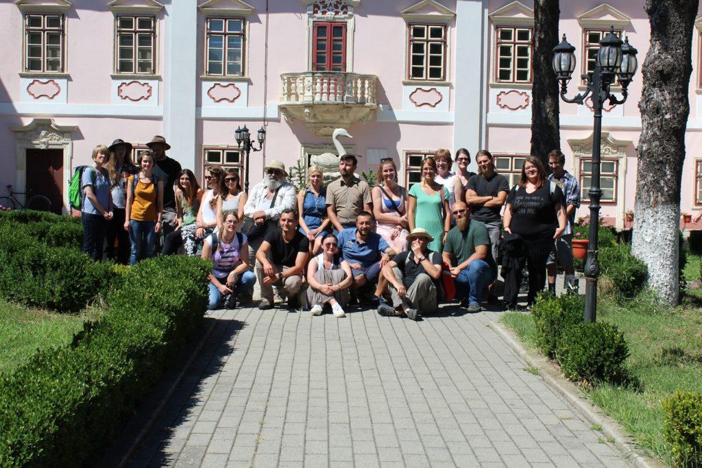 Studenţi pe urmele romanilor în Capitala Provinciei Dacia 2