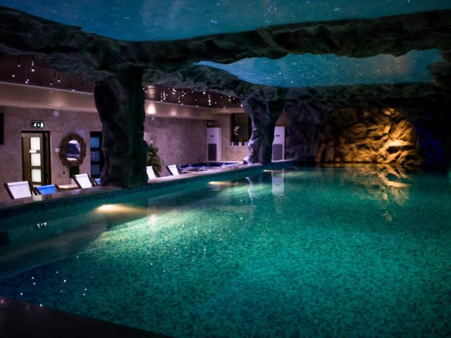wonderland spa, fitness & wellness cluj