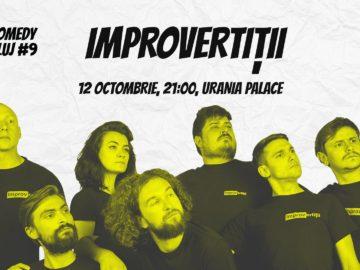 IMPROVertiții la Comedy Cluj #9