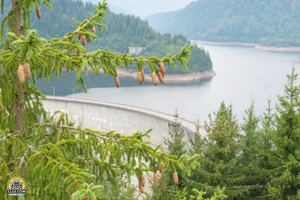 Barajul Dragan-Floroiu, Valea Draganului, Comuna Poieni, judetul Cluj