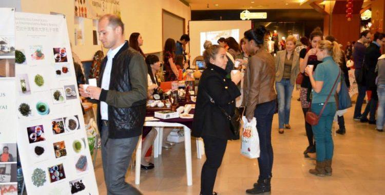 Festival al ceaiului chinezesc si competitii de squash la Iulius Mall