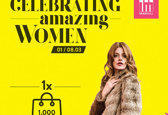 Iulius Mall celebrează femeile! | Iulius Mall Cluj | Cluj.com