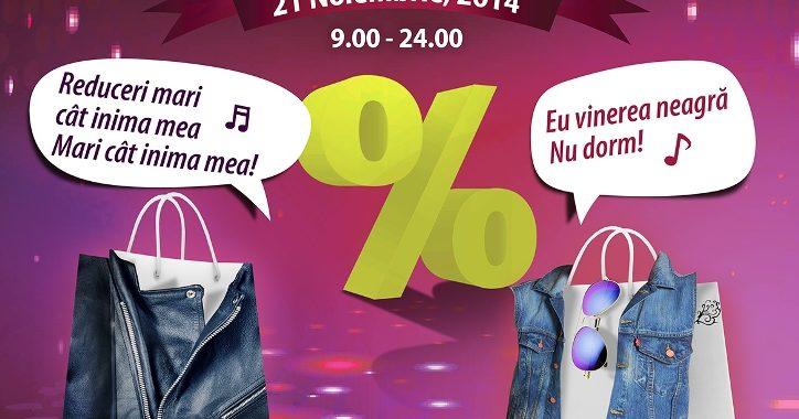 Oferte tentante de Black Friday la Iulius Mall