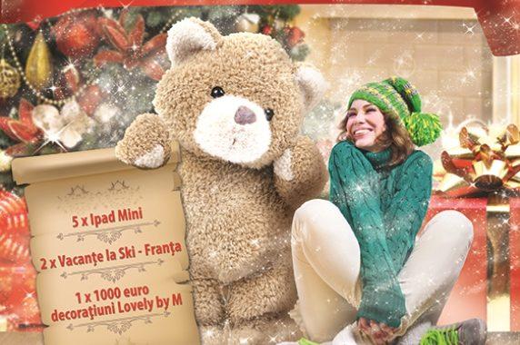 Moș Crăciun de la Iulius Mall
