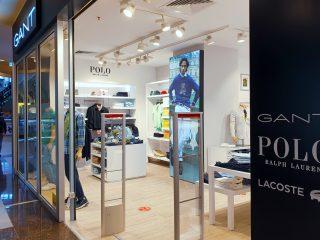Duo store-ul Gant & Polo Ralph Lauren a inaugurat prima locație din regiunea de nord-vest, în Iulius Mall Cluj