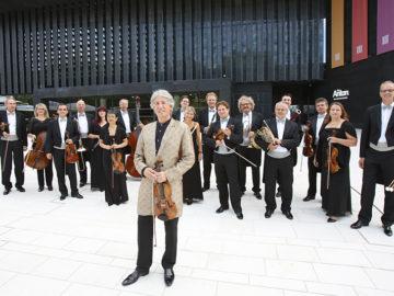 Concertul BEST OF VIENNA - Johann Strauss Ensemble și Russel McGregor