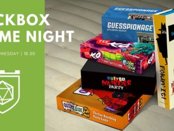 Jackbox Game Night