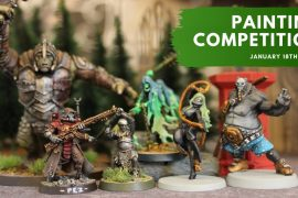 January Painting Competition