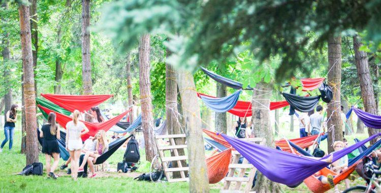 Jazz in the Park Cluj- primăvara și vara 2016