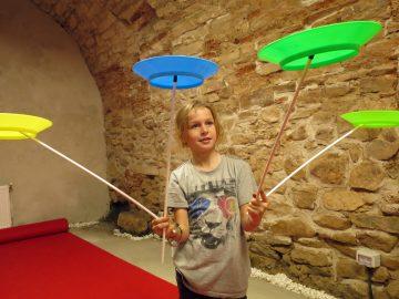 Jonglerii pentru copii 2020