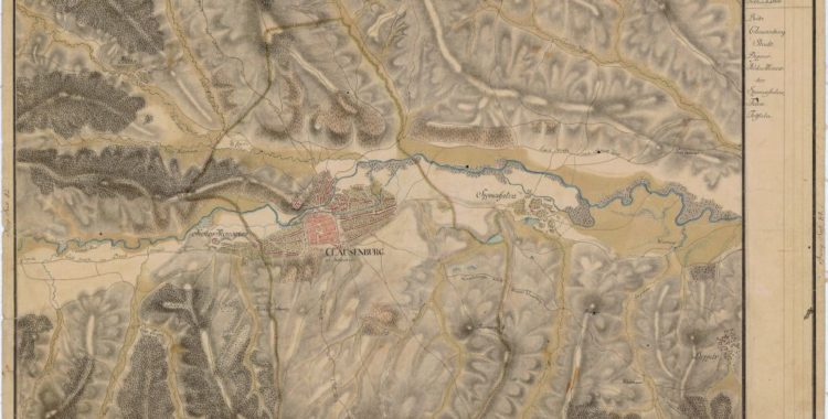 harta iosefina transilvania