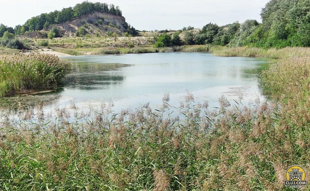 Laguna Albastră Cluj, comuna Aghireșu, județ Cluj CVA
