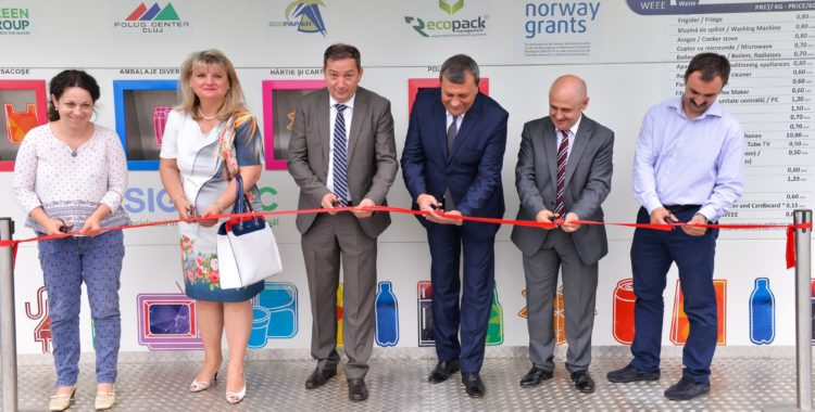 La Polus Center a fost lansată stația SIGUREC