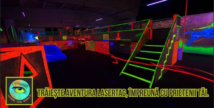 LaserTag World Cluj