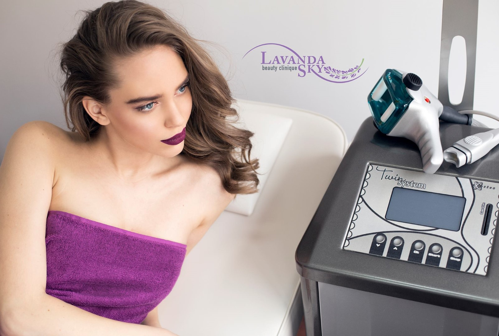 Sarbatoreste 1 an de Lavanda Sky Beauty Clinique!