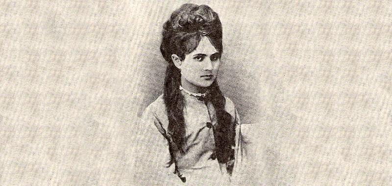 Legende din Cluj Veronica Micle