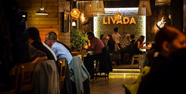 Livada restaurant music lounge cluj