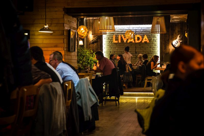 LIVADA – Restaurant & Music Lounge