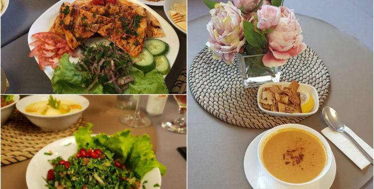 Mâncare libaneză în Cluj