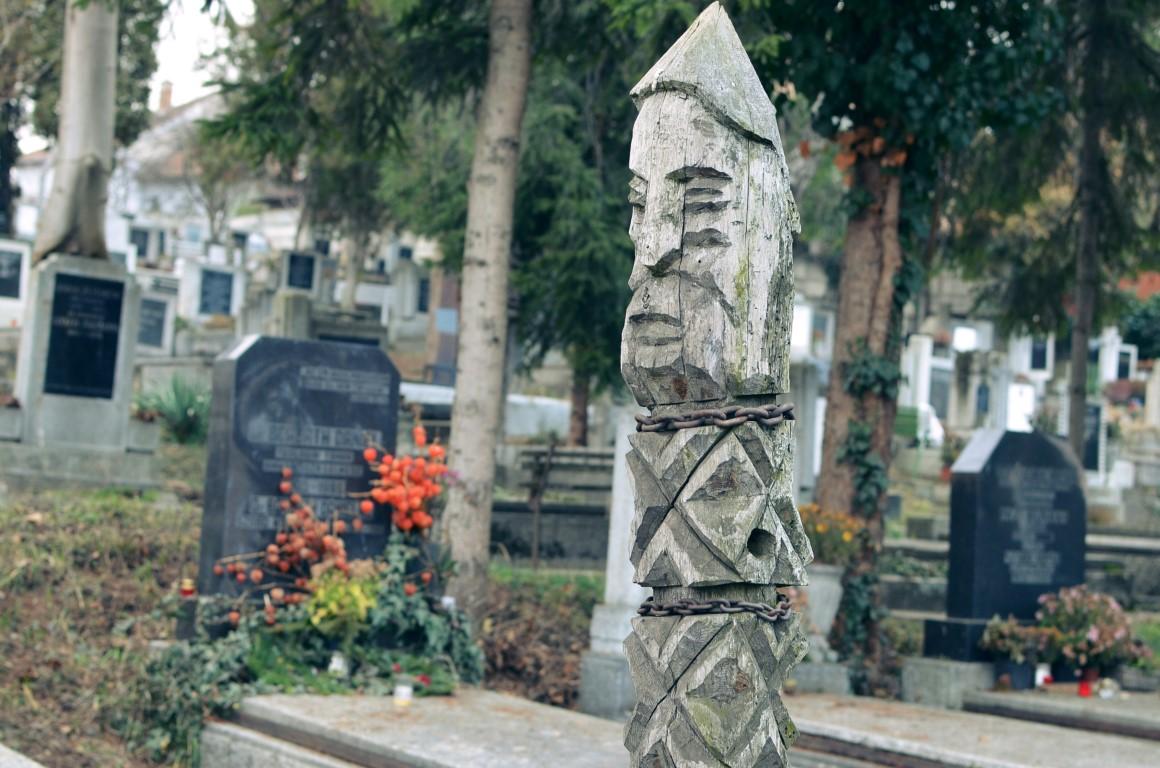 Locuri bântuite în Cluj Cimitirul Hajongard