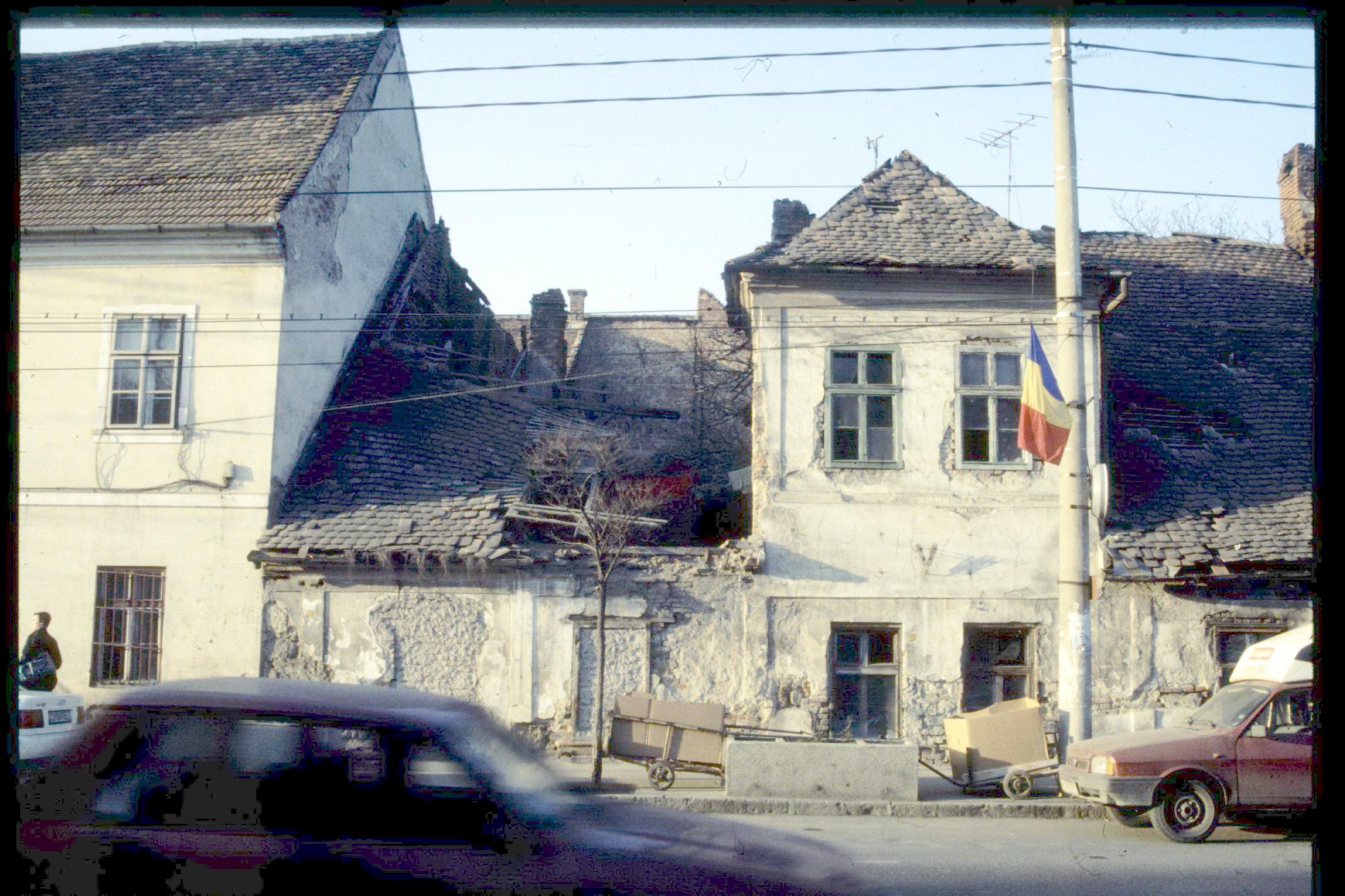 Locuri bântuite în Cluj casa călăului