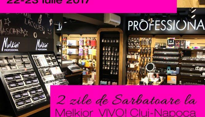 Se deschide magazinul MELKIOR în VIVO! Cluj-Napoca