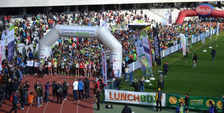 Maratonul AROBS Cluj