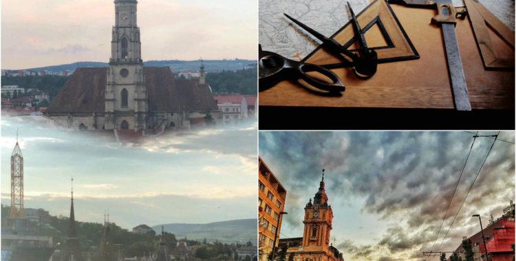Masonii din Cluj