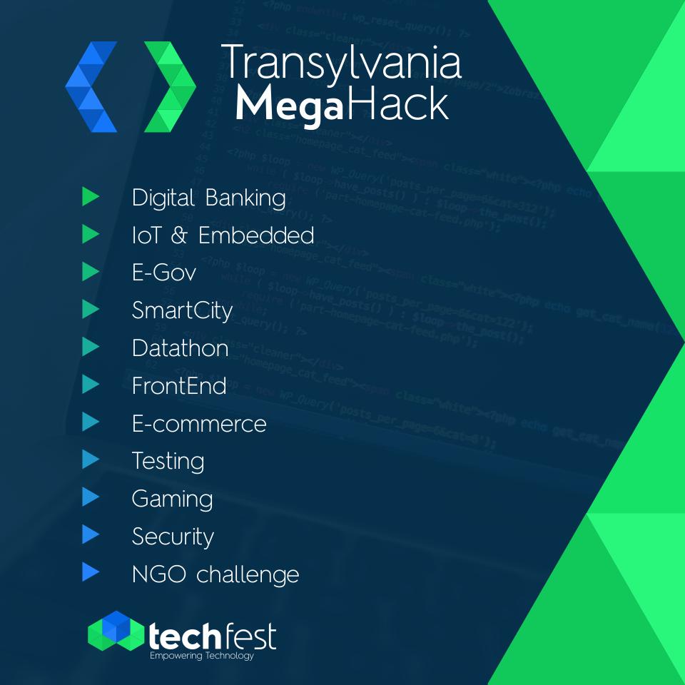 2 MegaHack la TechFest 2016