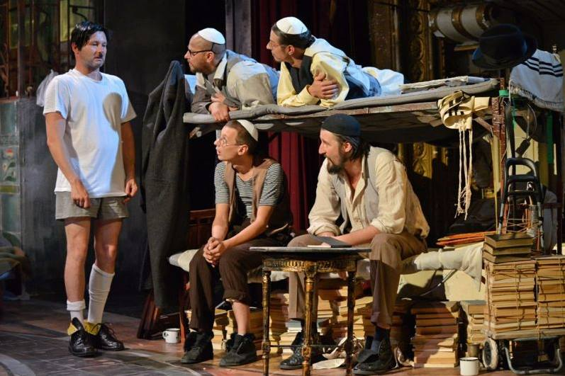Mein Kampf | Teatrul Național Cluj | Evenimente în Cluj | Cluj.com