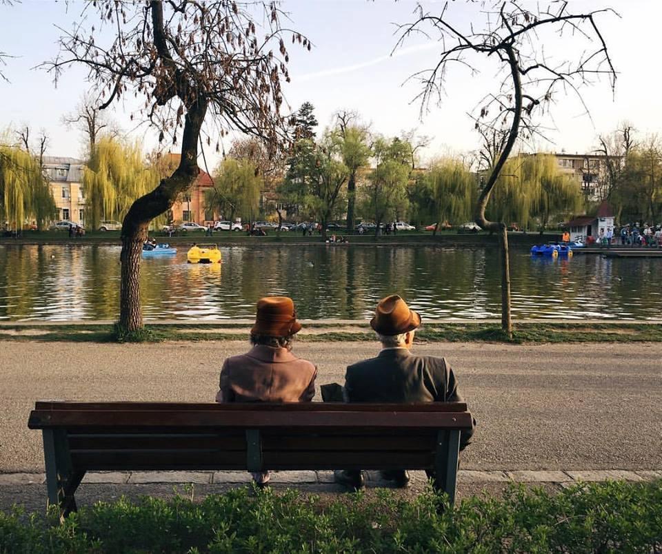 Primăverile la Cluj sunt cele mai frumoase