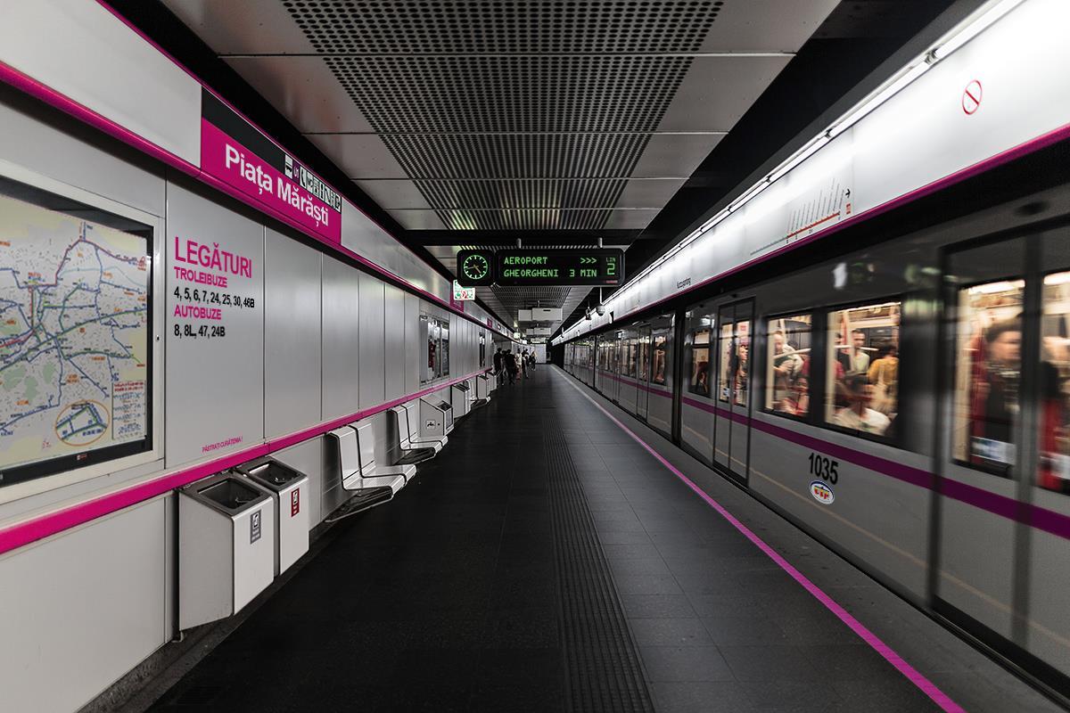 Metrou in Cluj